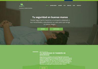 Web de Segurmail